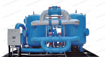 Zero Air Loss Heat of Compression Desiccant Air Dryer