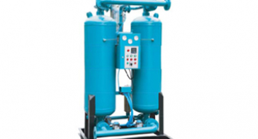Heat Purge Regenerative Desiccant Air Dryer