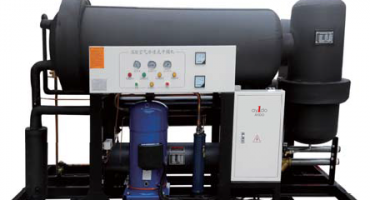 High Temp. Water Cooling Refrigerated Air Dryer