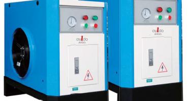 Medium Temp. Air Cooling Refrigerated Air Dryer