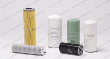 Ayido CoFib™ Oil Filter – Complex Fiberglass Oil Filter