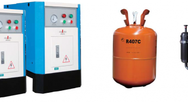 Environmental-friendly Refrigerated Air Dryer