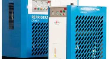 High Temp. Air Cooling Refrigerated Air Dryer