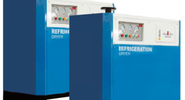 Medium Temp. Water Cooling Refrigerated Air Dryer